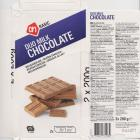 AH duo milk chocolate 74kcal UTZ