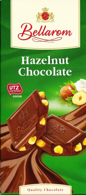 Bellarom srednie UTZ Hazelnut Chocolate