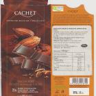 Cachet cocoa nibs eclacts cacao