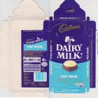 Cadburydairy milk top deck