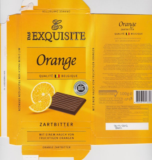 Exquisite 1 orange