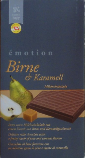 Frey pion emotion Birne & Karamell_cr