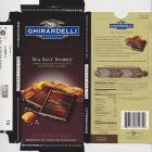 Ghirardelli 5 intense dark Sea Salt Soiree