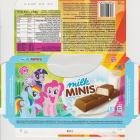 IFC DE milk minis my little pony 69kcal