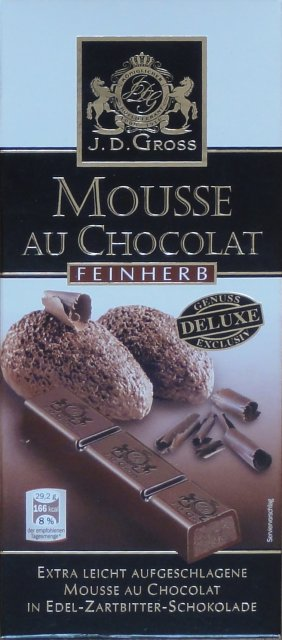 J D Gross Mousse au Chocolat feinherb_cr