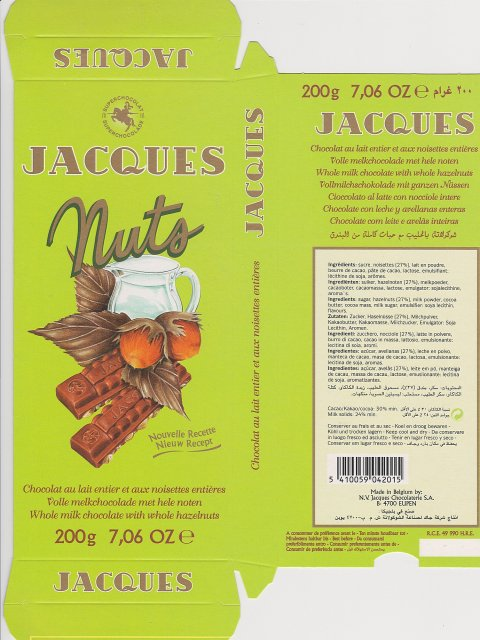Jacques Nuts
