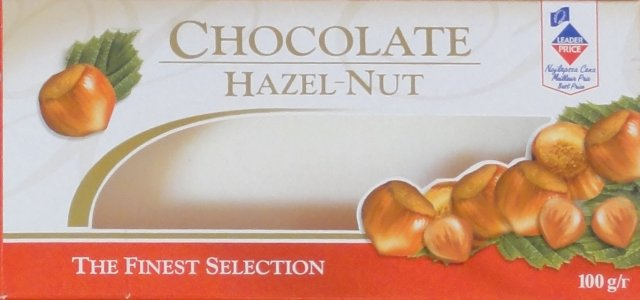 Leader Price male chocolate Hazelnut_cr