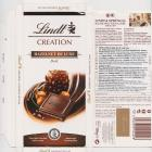 Lindt srednie creation hazelnut de luxe dark
