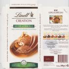 Lindt srednie creation mousse au chocolat suave mousse de chocolate...