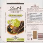 Lindt srednie creation pistachio delight with almond pieces new