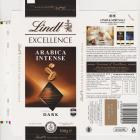 Lindt srednie excellence 1 arabica intense dark 437kJ