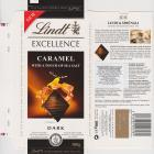 Lindt srednie excellence 1 caramel with a touch newr