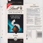 Lindt srednie excellence 1 coconut intense dark new czekolada ciemna