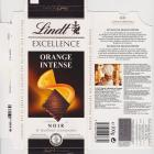 Lindt srednie excellence 1 orange intense noir