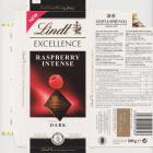 Lindt srednie excellence 1 raspberry intense dark new