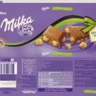 Milka duze kokarda whole nuts 155kcal
