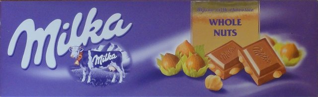 Milka duze kwadrat whole nuts_cr