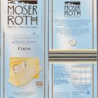 Moser Roth duze pion 3 cocos limitierte edition 152kcal utz