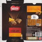 Nestle z 3 relleno coulant sabor chocolate negro y naranja 126kcal