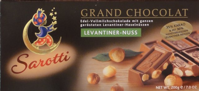 Sarotti grand chocolat levantiner nuss_cr