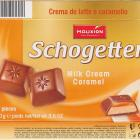 Schogetten Mauxion male 4 Milk Cream Caramel