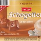 Schogetten Mauxion male 5 Cappuccino New improved recipe