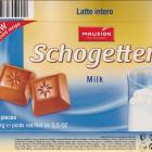 Schogetten Mauxion male 5 Milk New improved recipe