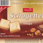 Schogetten Mauxion male 5 Trilogia New improved recipe