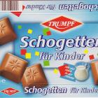 Schogetten Trumpf male 10 fur Kinder