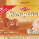 Schogetten Trumpf male 15 Cappuccino New improved quality no artificial flavours