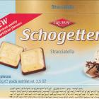 Schogetten Trumpf male 15 Straciatella New improved quality no artificial flavours