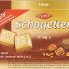 Schogetten Trumpf male 15 Trilogia New improved quality no artificial flavours