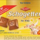 Schogetten Trumpf male 15 for Kids New improved quality no artificial flavours