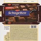 Schogetten Trumpf male 21 Dark Chocolate Selected ingredients No artificial flavours