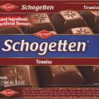 Schogetten Trumpf male 21 Tiramisu Selected ingredients No artificial flavours