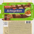 Schogetten Trumpf male 22 Milk Chocolate with Hazelnuts Selected ingredients With natural flavours 3