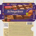 Schogetten Trumpf male 22 Praline Noisettes Selected ingredients With natural flavours