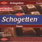 Schogetten Trumpf male 22 Tiramisu Selected ingredients With natural flavours