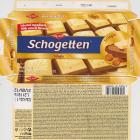 Schogetten Trumpf male 22 Trilogia Selected ingredients With natural flavours