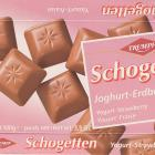 Schogetten Trumpf male 8 Joghurt-Erdbeer Yogurt Strawberry