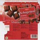 Schogetten Trumpf male 8 Zartbitter Plain chocolate