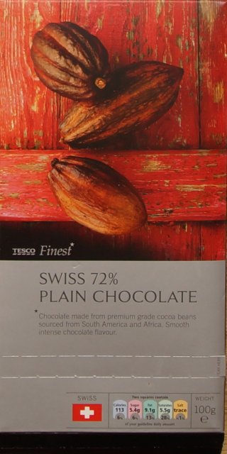 Tesco 1 Swiss plain chocolate 72_cr