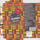 Tesco 4 finest Uganda 78 dark chocolate