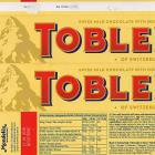 Toblerone swiss milk chocolate with honey and almond nougat 200