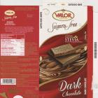 Valor sugar free dark stevia